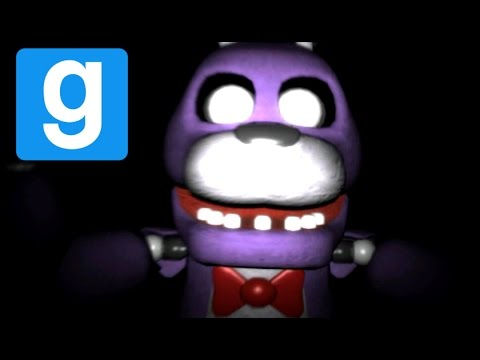 FIVE NIGHTS AT FREDDY'S | I CONTROL THEM! | GMOD HORROR MAP! (5) on team fortress 2 horror maps, gary mod horror maps, minecraft horror maps, venturiantale horror maps, venturian gmod horror maps, garry's mod adult maps, roblox horror maps,