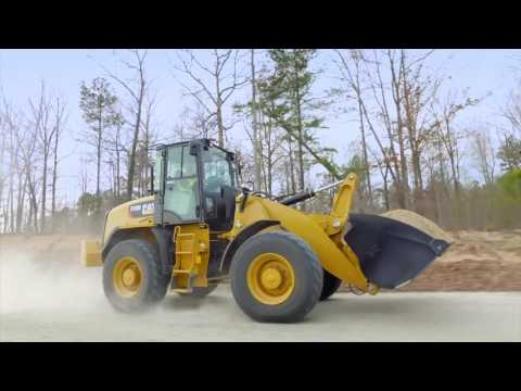 Ride Control | Cat® 906M-907M-908M-910M-914M-918M Compact Wheel Loader Operating Tips