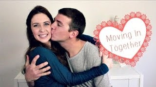 Moving In With Your Boyfriend / Girlfriend + Q&A