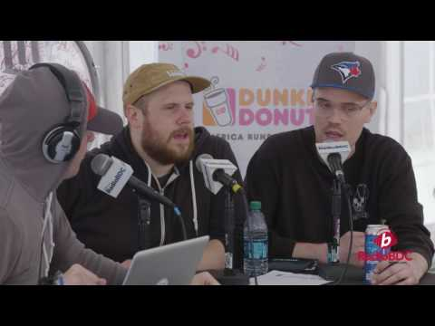 Live from Boston Calling 2017: PUP interview