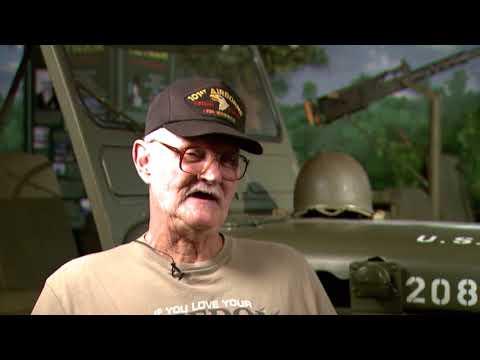 Vietnam Veterans: Full Interview with Bud Hess