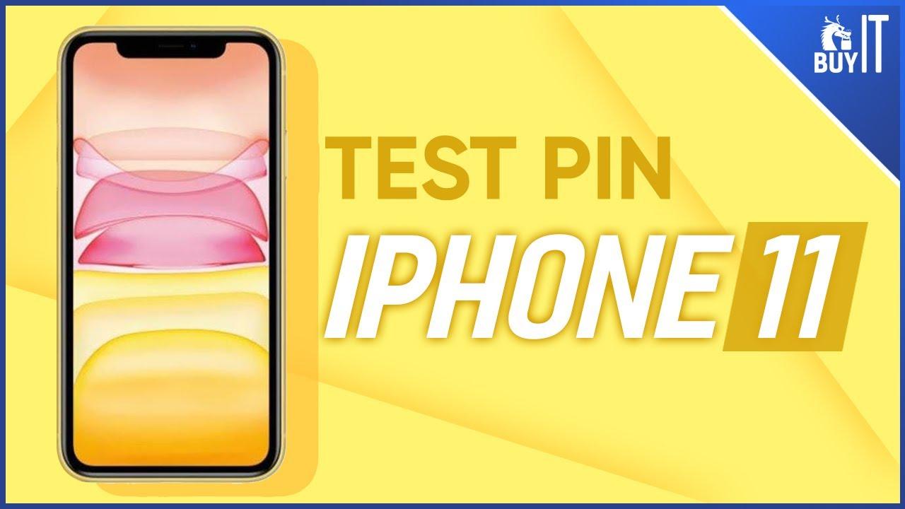 Đánh giá pin iPhone 11 chính chủ! Chiếc iPhone có pin tốt nhất
