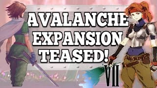"Avalanche story expanded!| Final Fantasy VII Remake News ""going favourably"""