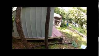 Off Grid Project- Shed Completion