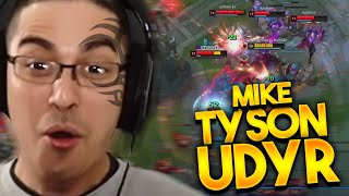 THIS UDYR HITS LIKE MIKE TYSON @Trick2G