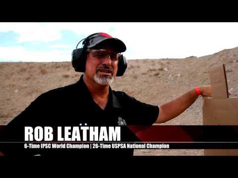 Why Women's Firearms Courses Don't Make Sense | Rob Leatham