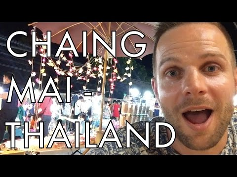 Chiang Mai, Thailand & Ladyboys - Traveling Tom