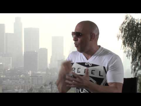 "Furious 7: Vin Diesel ""Dominic Torretto"" Official Movie Interview"
