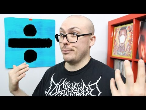 Ed Sheeran - Divide ALBUM REVIEW