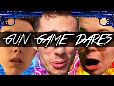 "GUN GAME DARES ""INSANE COMEBACK"" w/ Z House! (TheSmithPlays vs. Mcsportzhawk vs. MrTLexify)"