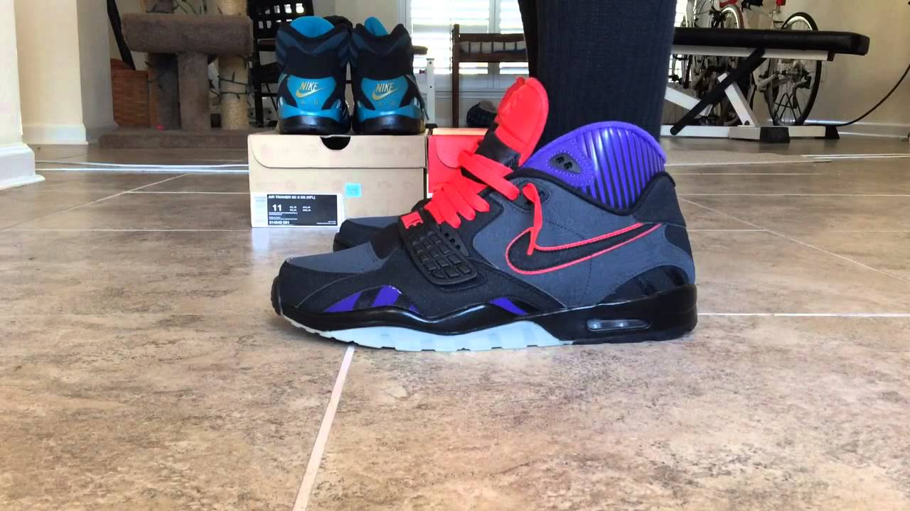 nike air trainer sc 2 low raiders for sale