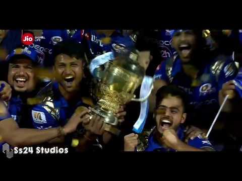 Mumbai Indians 2018 Mass Video In Tamil