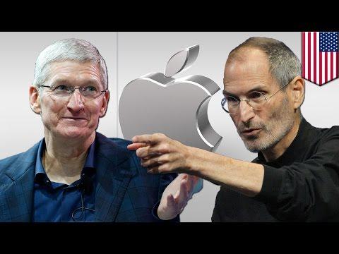Steve Jobs przewraca się w grobie po ostatnich wyczynach Apple