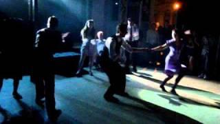 Lindy Hop pelos Rio Hoppers - Shim Sham mais Jam