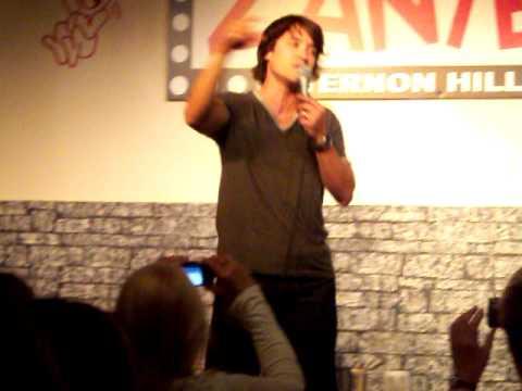 Dominic Zamprogna at VH Zanies