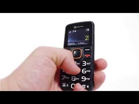 Seniorenhandy Amplicomms PowerTEL M6300