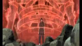 Sasuke vs Itachi - Skillet Comatose
