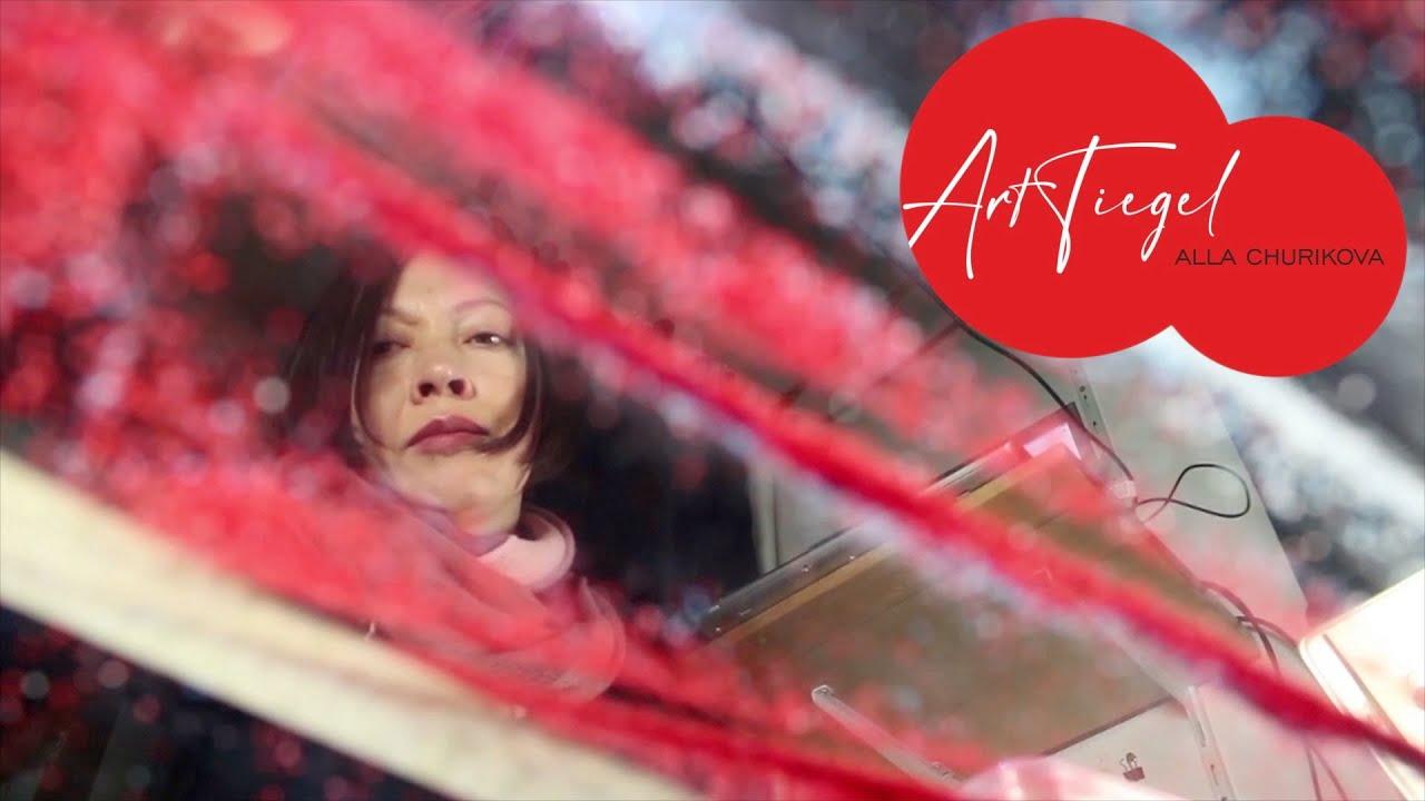 Münchner ArtTiegel. Trickfilmemacherin Alla Churikova