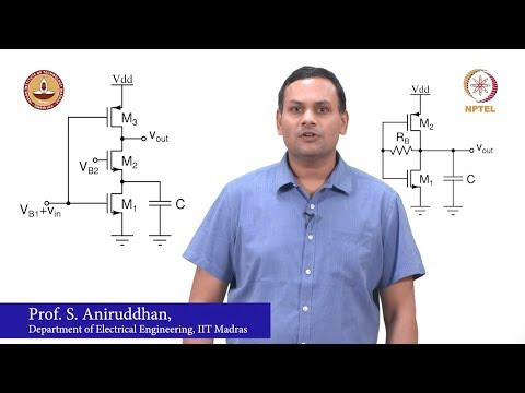 Analog IC Design Prof  S  Aniruddhan IIT Madras Course Duration