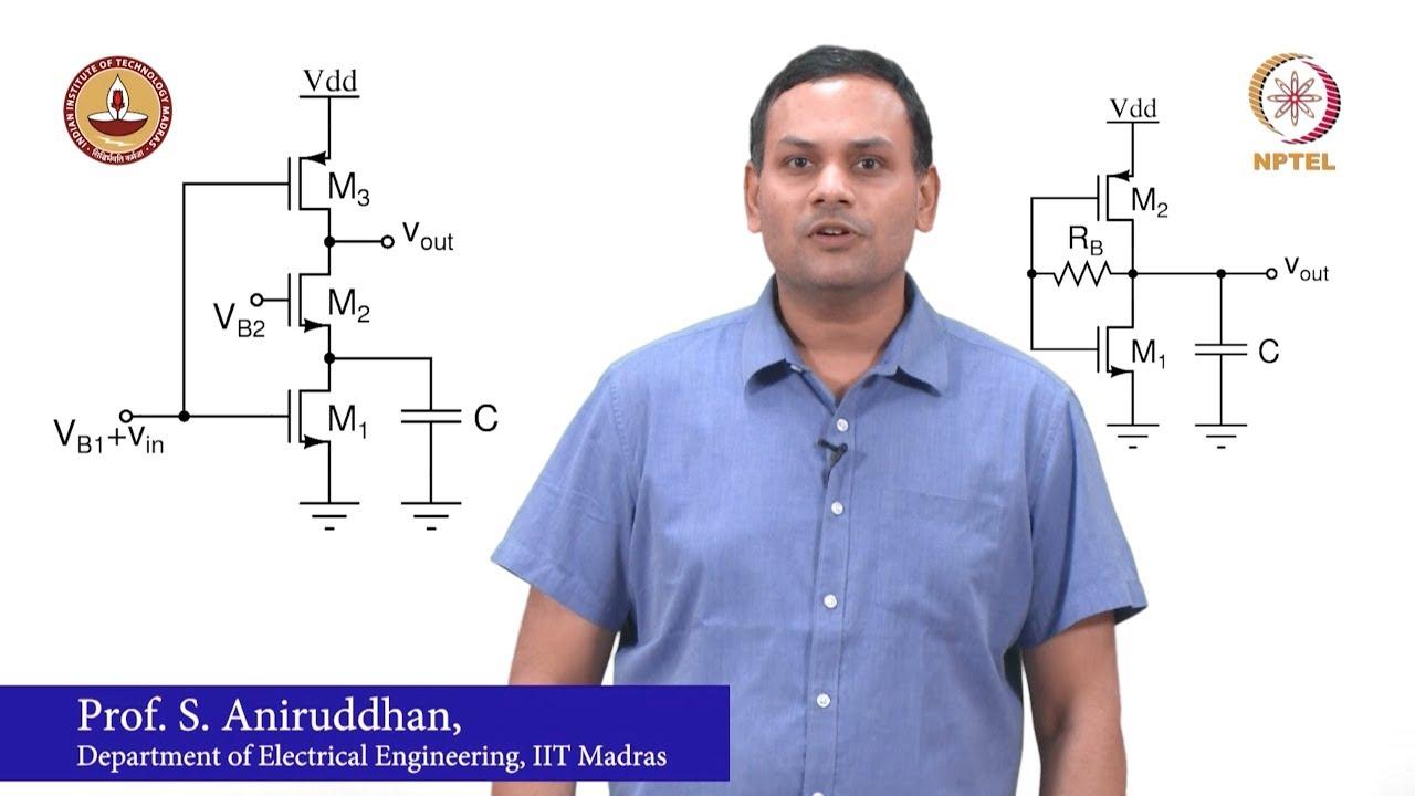 Analog Ic Design Introduction Video Youtube Digital Multimeter Tc821 Integrated Circuit Diagram Basiccircuit