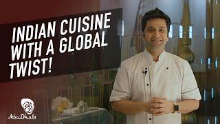 Extraordinary Chefs #InAbuDhabi - Kunal Kapur