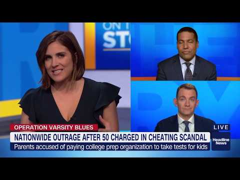 TPR On HLN: The College Admission Cheating Scandal   The Princeton Review