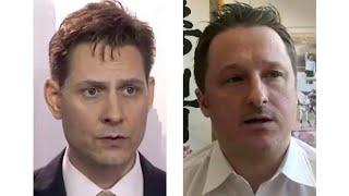Kovrig, Spavor return to Canadian soil after detention in China