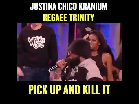 Pick up and kill it with justina and Chico
