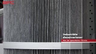 Filtratie voor de Industrie  - EFC Filtration