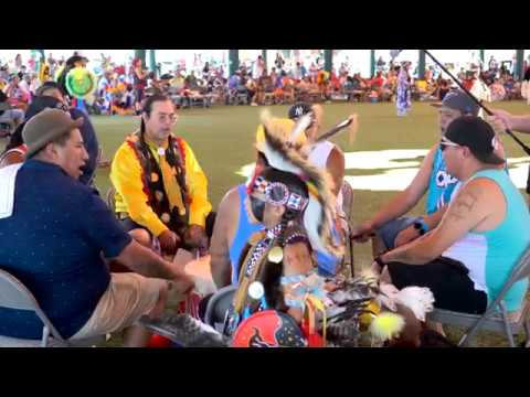 Kalispel Tribe Of Indians 2019 Usk WA - Young Bear - 4k