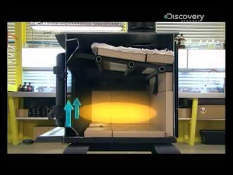 Bosca doble camara combustion youtube for Estufas doble combustion precios