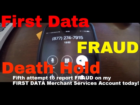 Fraud Alert: First Data / Wells Fargo Merchant Services Death Hold