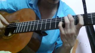 Giấc mơ mùa thu-guitar solo
