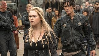 The 100 Creator Previews How Different Life Is After the Time Jump