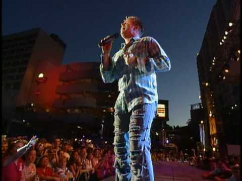 Rascal flatts live dvd - part 3