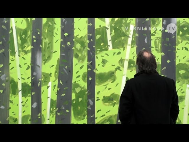 Alex Katz -- Landscapes. Exhibition at Museum Haus Konstruktiv, Zürich