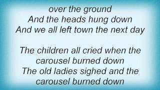 Todd Rundgren - The Night The Carousel Burnt Down Lyrics