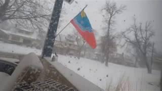 Snowpocalypse 2018 Sioux Falls, SD