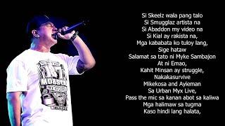 Mikekosa - Kinakamusta Ko Kayo (With Lyrics)