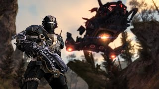 15 Minutes of Defiance 2050 Closed Beta Gameplay