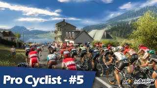 Pro Cycling Manager 2017: Pro Cyclist [#5] - Intermediate episode