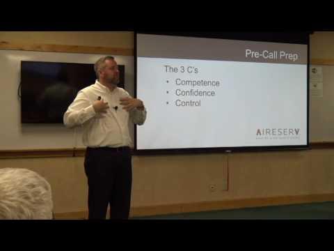 ASV Psychology of Service – Step 1A - Three C's