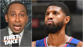 Paul George has underachieved since leaving the Pacers - Stephen A.   First Take