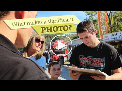 What Makes A Significant Photo?