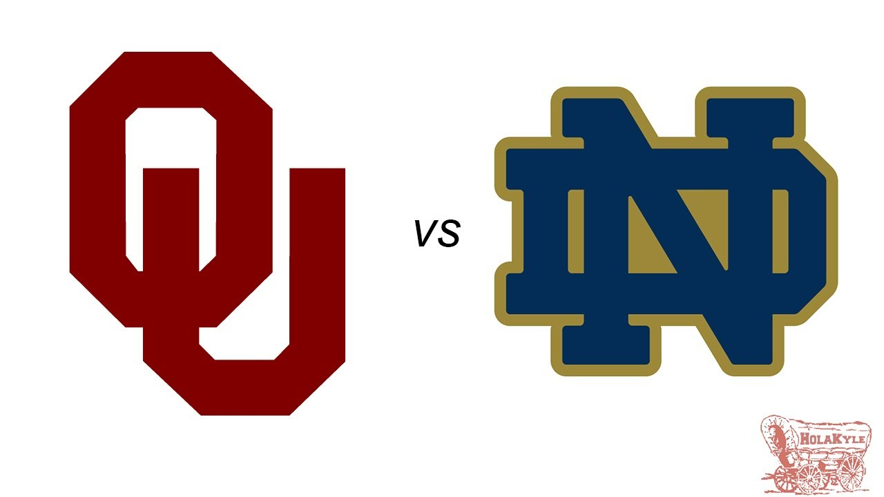 Image result for ou vs nd football