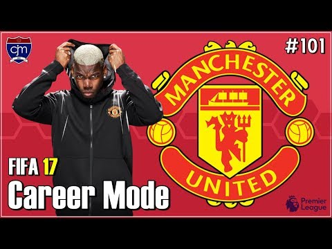 FIFA 17 Manchester United Career Mode: Keajaiban Santiago Bernabéu #101 (Bahasa Indonesia)
