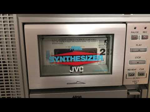 JVC RC-M 80L Review audio tape