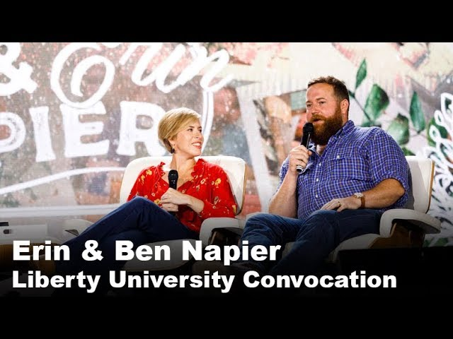 Erin & Ben Napier - Liberty University Convocation