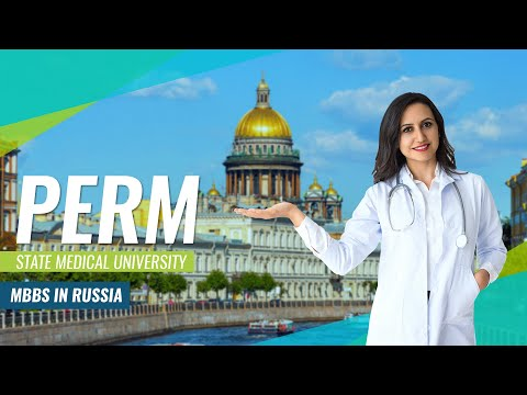 Perm State Medical University Campus Tour   MBBS in Russia   MBBS in PSMU