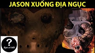 REVIEW: Jason Goes To Hell, The Final Friday (1993) - Review #7 || Bạn Có Biết?